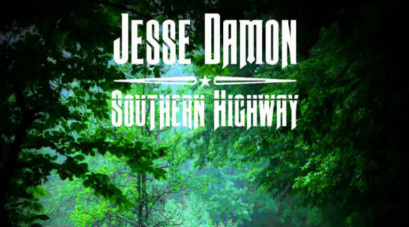 Jesse Damon - Southern Highway Feature Framed