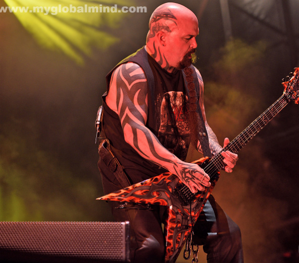 SLAYER live at Blooodstock Open Air 2016