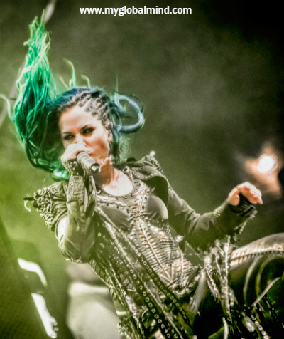 Arch Enemy live at Brutal Assault 2016, Friday August 12th, 2016