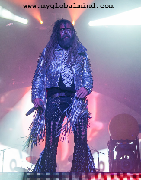 Rob Zombie at Riot Fest 2016 Live from Chicago, on September 18th, 2016
