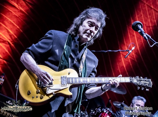 Hackett_1 Steve Hackett - The Night Siren is My Most Ambitious CD to Date!