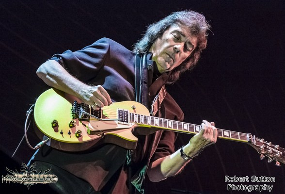 Hackett_4 Steve Hackett - The Night Siren is My Most Ambitious CD to Date!