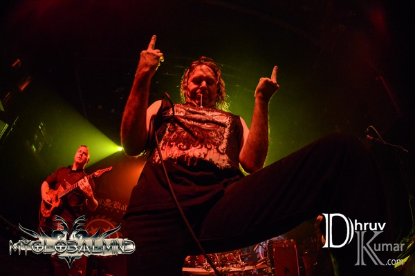Cattle-Decapitation-9 Metal Blade's 35th Anniversary Tour w/ Whitechapel at Irving Plaza in New York, New York on February 25th, 2017