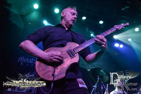 Cattle-Decapitation Metal Blade's 35th Anniversary Tour w/ Whitechapel at Irving Plaza in New York, New York on February 25th, 2017