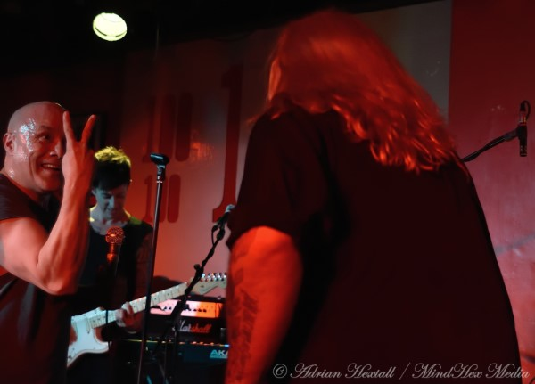DRN-AH100317_013_01 Dan Reed Network, Vega, Live at The 100 Club, London, March 10th 2017