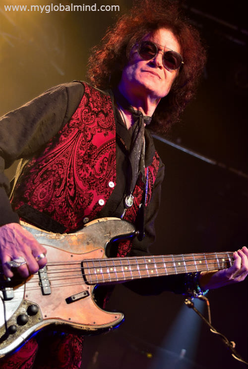 Glenn Hughes live at The Junction, Cambridge, Jan 30th 2017