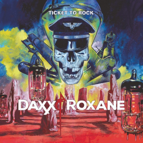daxxandroxane DAXX & ROXANE – Ticket to Rock review