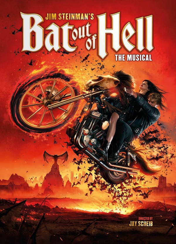 poster Giovanni Spano talks about getting one of the lead roles (Ledoux) in Jim Steinman's Bat Out of Hell The Musical