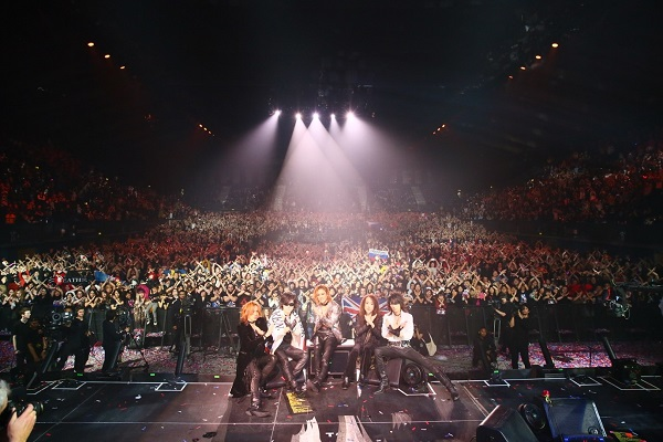 wearex-wembley X Japan take Over London for the Release of 'We Are X' & Epic Wembley Show