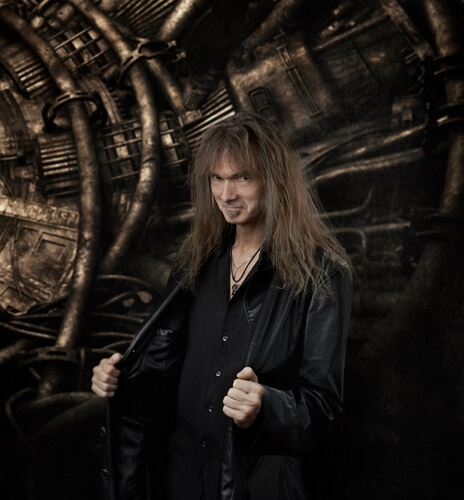 Arjen04_highres_by-Lori-Linstruth Arjen Lucassen - Mastermind of the Rock Opera Ayreon - Do What's Really In Your Heart Because That's What You're Best At