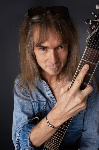 Arjen06withGuitar_highres_by-Lori-Linstruth Arjen Lucassen - Mastermind of the Rock Opera Ayreon - Do What's Really In Your Heart Because That's What You're Best At