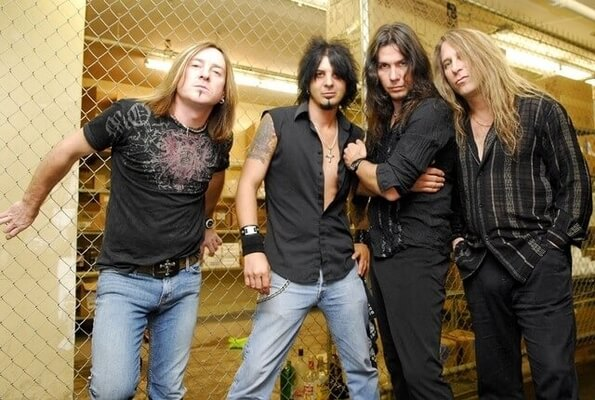 Slaughter-Band-1 Mark Slaughter - New CD Halfway There is about Real Life!