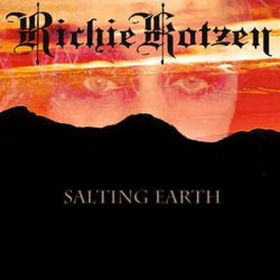 acaganpr_CoverSaltingEarth-1 Richie Kotzen - New CD Salting Earth Is About Me Leaving My Musical Mark On The World!