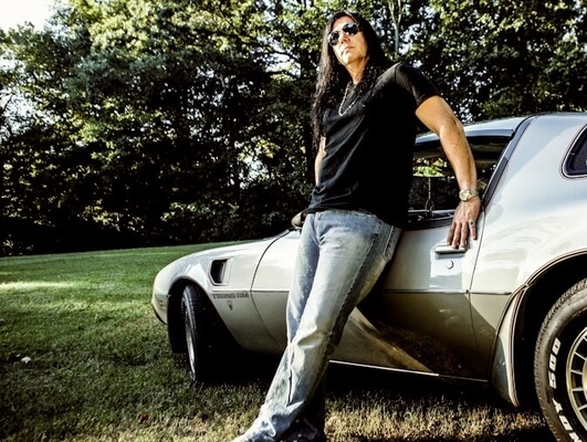 mark_slaughter-1 Mark Slaughter - New CD Halfway There is about Real Life!