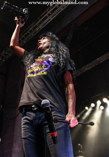 "Anthrax -  ""The Killthrax Tour"" at The Paramount, NY on May 5th, 2017"
