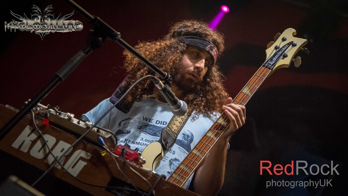 Wolfmother-3 Wolfmother Support – Dream Rimmy Metro City, Perth Australia 27 April 2017