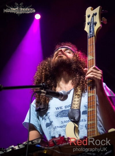 Wolfmother-4 Wolfmother Support – Dream Rimmy Metro City, Perth Australia 27 April 2017