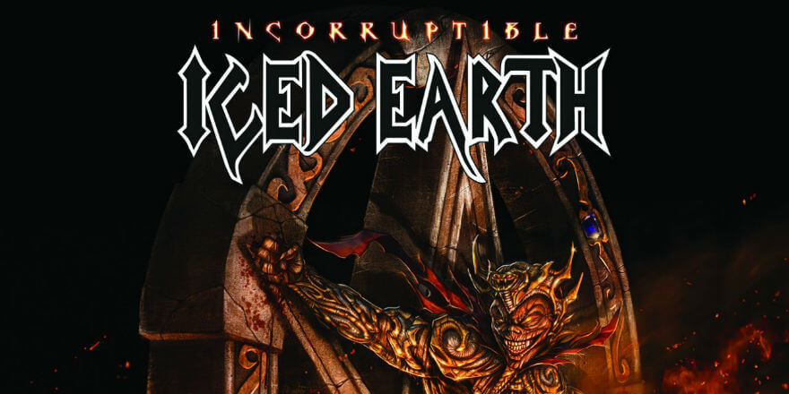 iced earth incorruptible pre order