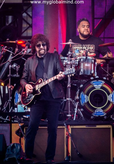 Jeff Lynne S Elo At K Com Stadium Hull 1 July 2017