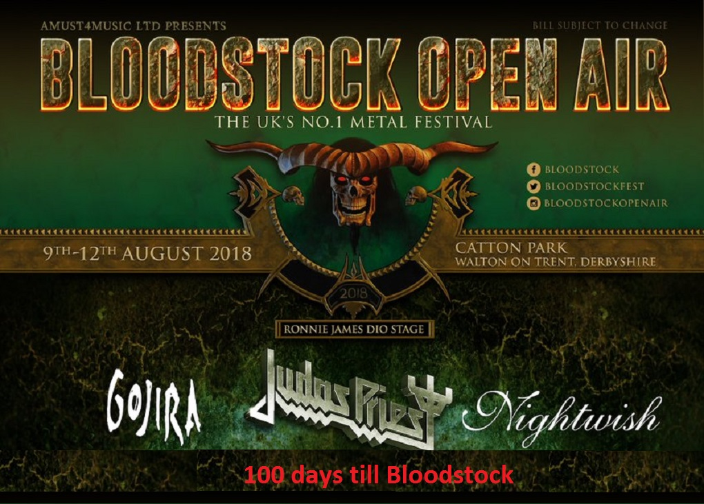 If You Want Bloodstock….. You've Got It.  2018 Festival Preview