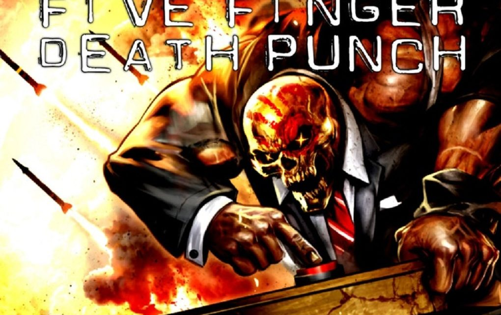 Five Finger Death Punch And Justice For None Review