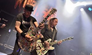 If Britrock Must Be Destroyed, who emerged victorious?  Live review, Eventim Apollo, May 6 2018