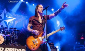 Myles Kennedy – My Next Solo Tour will have a more of an Electric Vibe!