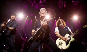 Interview with Bon Jovi guitarist Phil X