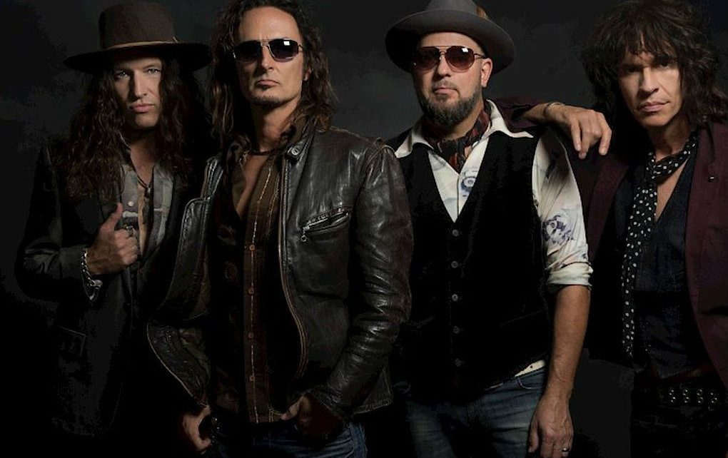 786fd1d239 Jamie Brown of Roxanne discusses working with George Lynch, dUg Pinnick,  and Ray Luzier on New CD, Radio Silence!