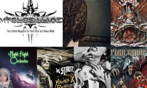 Best Hard Rock And Heavy Metal Albums Of 2018 Myglobalmind Staff Picks