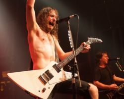 2646785074 Airbourne - Breakin' Outta New York - Gramercy Theater, October 12th, 2016