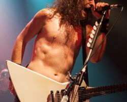 8559243 Airbourne - Breakin' Outta New York - Gramercy Theater, October 12th, 2016