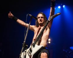3808502177 Airbourne - Breakin' Outta New York - Gramercy Theater, October 12th, 2016