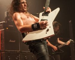 1068476391 Airbourne - Breakin' Outta New York - Gramercy Theater, October 12th, 2016