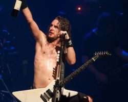 4077234041 Airbourne - Breakin' Outta New York - Gramercy Theater, October 12th, 2016