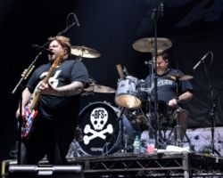 489600329 Buckcherry and Bowling for Soup, live at the SSE Arena, Wembley, 15 October 2016
