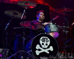 3942158179 Buckcherry and Bowling for Soup, live at the SSE Arena, Wembley, 15 October 2016