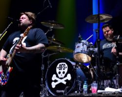 3215367261 Buckcherry and Bowling for Soup, live at the SSE Arena, Wembley, 15 October 2016