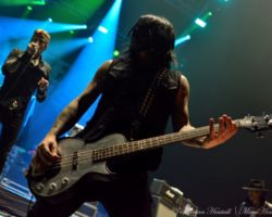 2321510662 Buckcherry and Bowling for Soup, live at the SSE Arena, Wembley, 15 October 2016