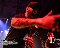 2864569091 Suicide Silence and Whitechapel live at Gramercy Theatre, October 13th, 2016