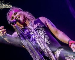 576814431 Steel Panther live at The SSE Arena Wembley, London  – 15th October 2016