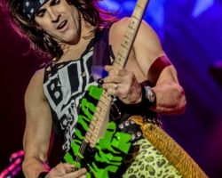 938501251 Steel Panther live at The SSE Arena Wembley, London  – 15th October 2016