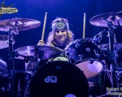 3027420736 Steel Panther live at The SSE Arena Wembley, London  – 15th October 2016