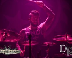 126973189 Suicide Silence and Whitechapel live at Gramercy Theatre, October 13th, 2016