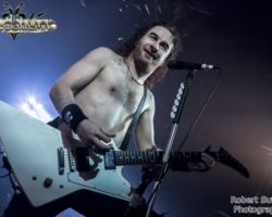 3928934976 Airbourne at Electric Ballroom, London - 28th November 2016