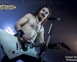 942803819 Airbourne at Electric Ballroom, London - 28th November 2016