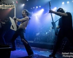 2819345725 Airbourne at Electric Ballroom, London - 28th November 2016