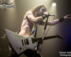 742507463 Airbourne at Electric Ballroom, London - 28th November 2016