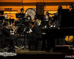 1681099851 YOSHIKI live at Carnegie Hall in New York with Tokyo Philharmonic Orchestra on January 12th, 2017