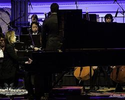 1309799457 YOSHIKI live at Carnegie Hall in New York with Tokyo Philharmonic Orchestra on January 12th, 2017